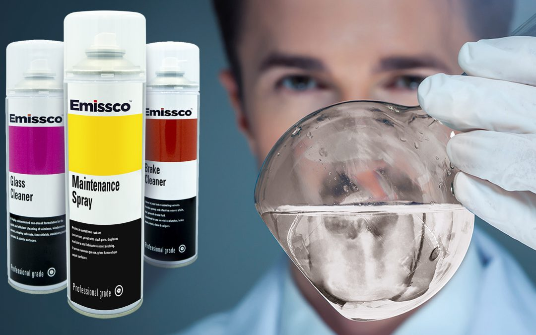 Turnkey contract manufacturing services for specialist fluid and aerosol formulations
